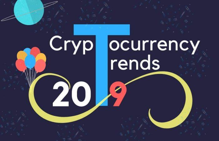 عملکرد ارزهای دیجیتال در سال 2019