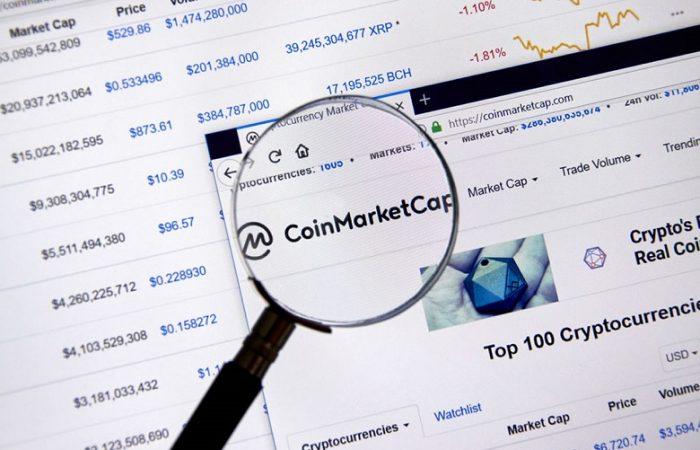 تغییر استانداردهای کوین مارکت کپ، پس از حجم معاملات ساختگی صرافی ها