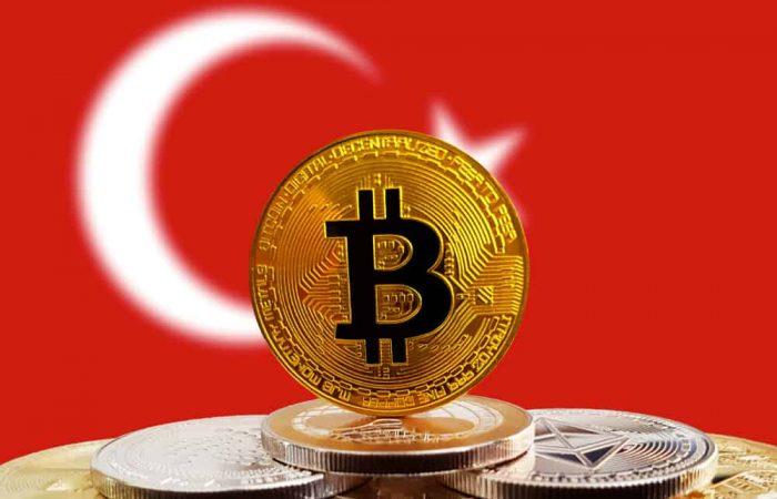 سقوط قیمت لیر و افزایش اعتبار بیت کوین در ترکیه