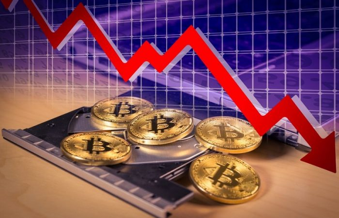 دلایل سقوط قیمت بیت کوین چیست؟